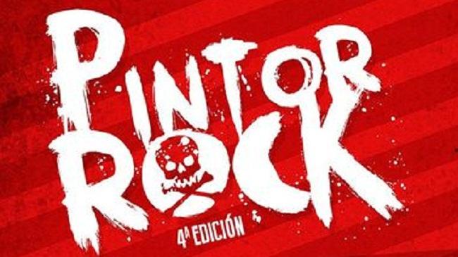 PINTOR ROCK – 4ªEDICIÓN